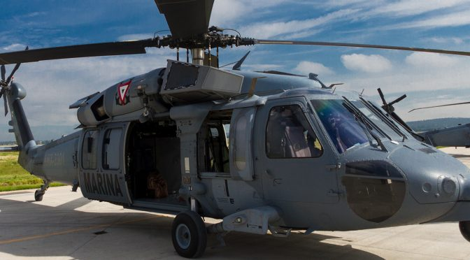 Black Hawk UH60M Armada de México
