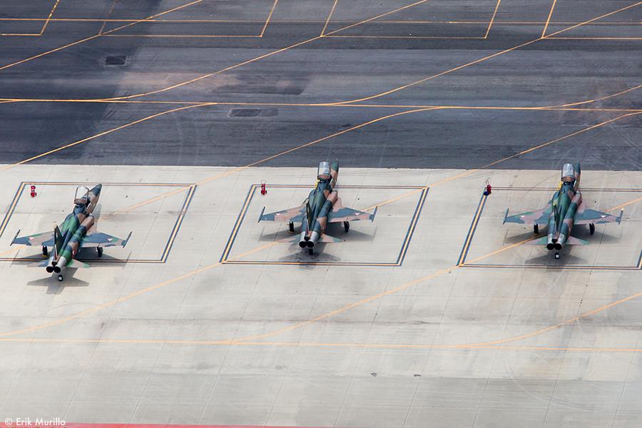 F5 en plataforma.