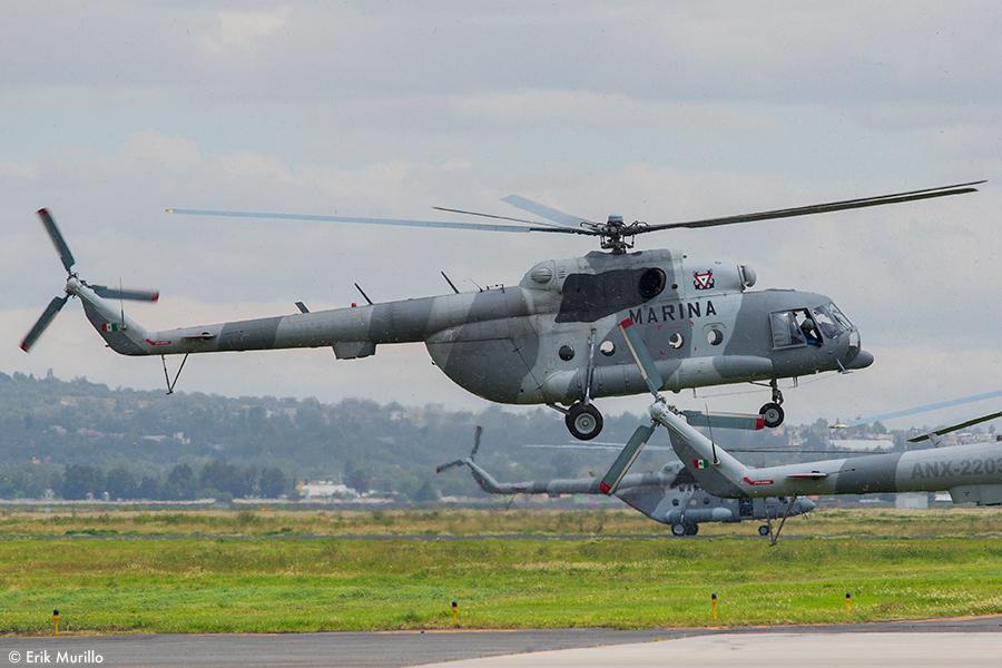 Aeronaves Armada de México